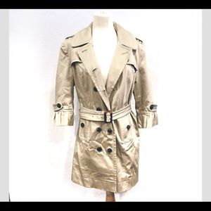 Marvin Richards Trench Coat SZ M